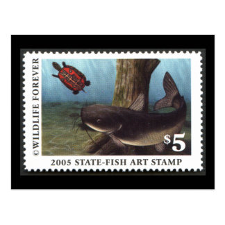 Art of Conservation Stamp - 2005 Post Cards
