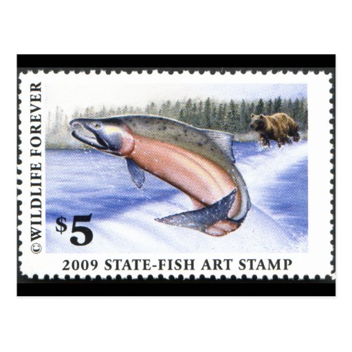 Art of Conservation Stamp - 2009 Post Cards