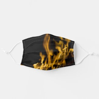 Art Of Fire Cloth Face Mask