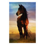 Art of Horse Gifts Customized Stationery