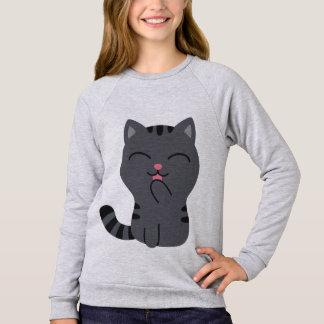 Art of Scratching Illustration Sweatshirt