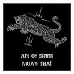 ART OF SIAM poster