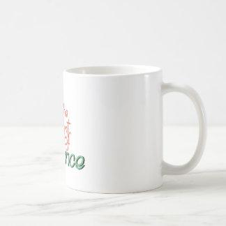 Art of Silence Basic White Mug