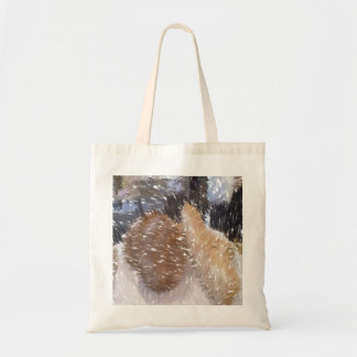 Art of some bread tote bag