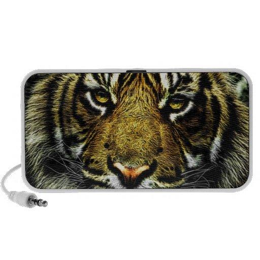 Art of Wild Animal Tiger PC Speakers