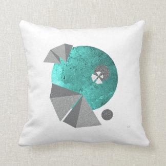 Art on a Pillow - Geisha, digitally signed