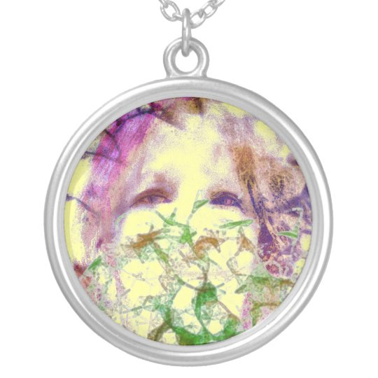 Art Pendant Necklace #90