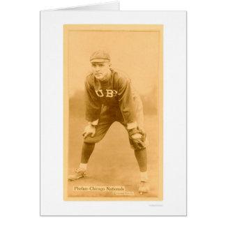 Art Phelan Chicago Cubs Baseball 1914 Card