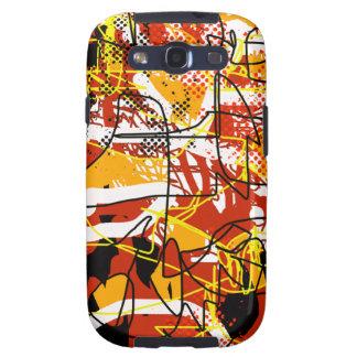 Art phone samsung galaxy s3 cover