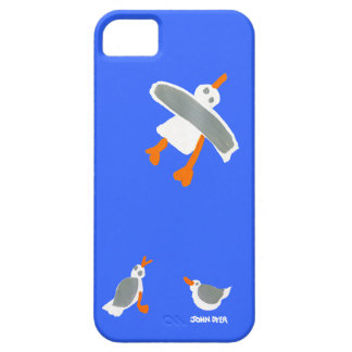 Art Phone Case: John Dyer Seagulls Barely There iPhone 5 Case