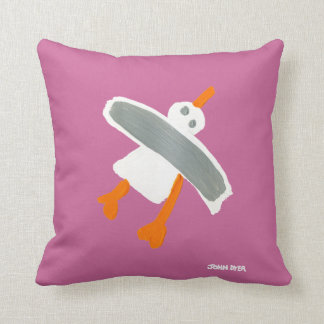 Art Pillow John Dyer Seagull