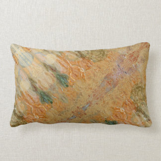 "Art Pillow, ""Natural Attraction"" Lumbar Cushion"