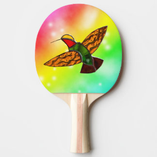 art ping pong paddle