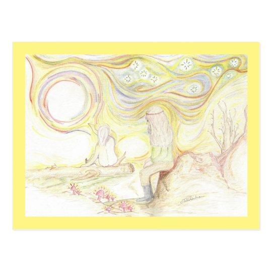 Art Postcard 13: Alliance