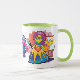Art Princess Mug! Mug