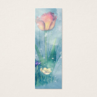 Art Print Bookmark Mini Business Card