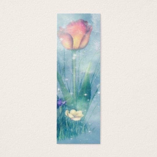 Art Print Bookmark Mini Business Card