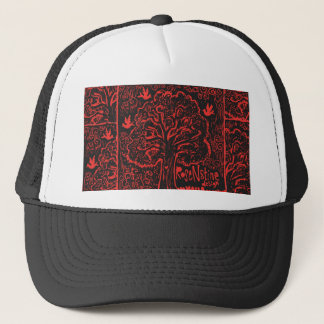 Art Products with RoseNstine Tree Trucker Hat