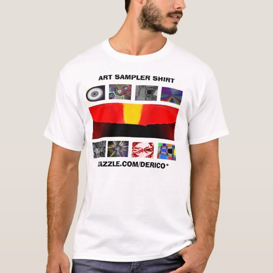 Art Sampler Shirt