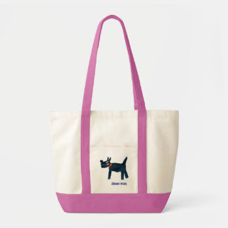 Art Shopping Bag: Scotty Dog Tote Bag