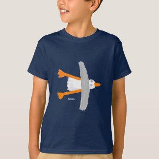 Art T-Shirt: Classic Seagull. Kids T-Shirt