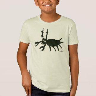 Art T-Shirt: Scary Ugly Bug T-Shirt