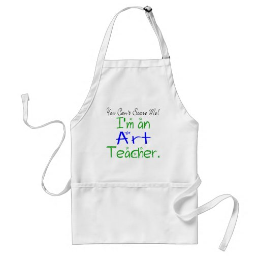 Art Teacher Apron