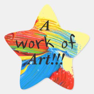 """Art Teacher's """"Award Winning"""" Stickers"""