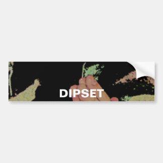 Art Text Eroxion Bumper Sticker