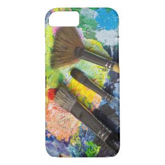 Art tools iPhone 7 case
