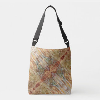 "Art Tote-Bag, ""Noble Reality"" Crossbody Bag"