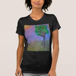 Art tree t shirt