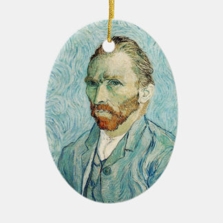 ART - Van Gogh - SRF Ceramic Oval Decoration