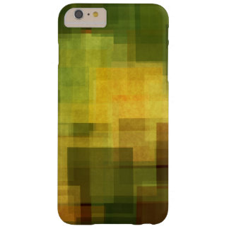 art vintage colorful abstract geometric 2 barely there iPhone 6 plus case