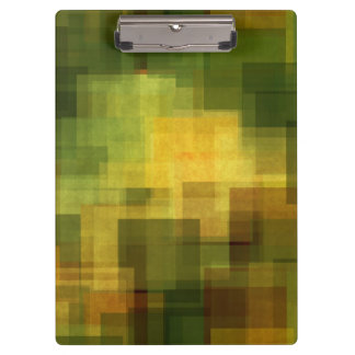 art vintage colorful abstract geometric 2 clipboard