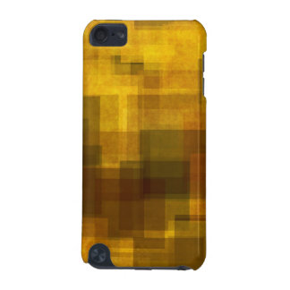 art vintage colorful abstract geometric iPod touch 5G covers