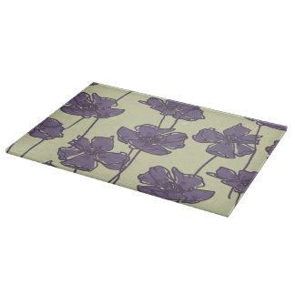 Art vintage floral pattern background cutting board