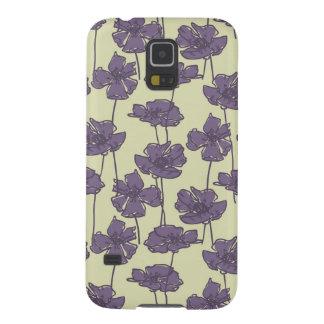 Art vintage floral pattern background galaxy s5 case