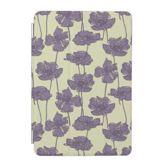 Art vintage floral pattern background iPad mini cover