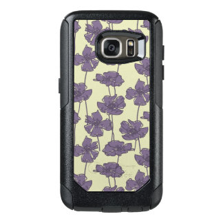Art vintage floral pattern background OtterBox samsung galaxy s7 case