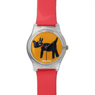 Art Watch: John Dyer Bella Scotty Dog Watch