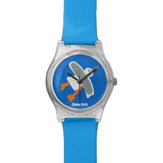 Art Watch: John Dyer Cornish Seagull Wristwatch