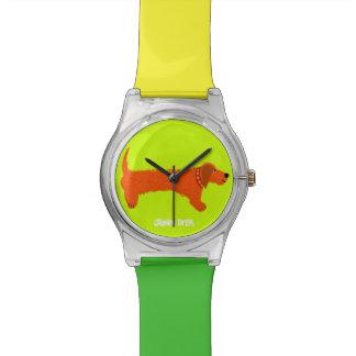 Art Watch: Sausage Dog Watch