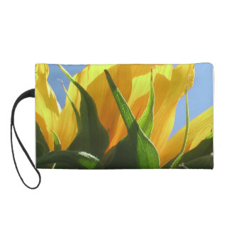 ART!YES Sunflower Clutch Wristlets