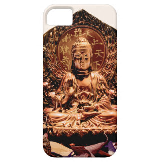 Art Zen golden Buddha iPhone 5 Cover