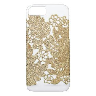 Artandra Gold Lace iPhone 7 case