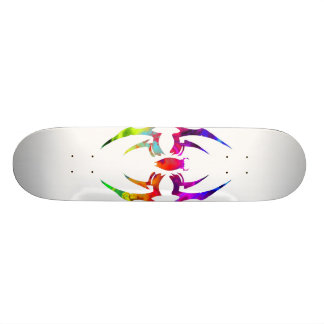 artdeck 5, spider template 3 skate boards
