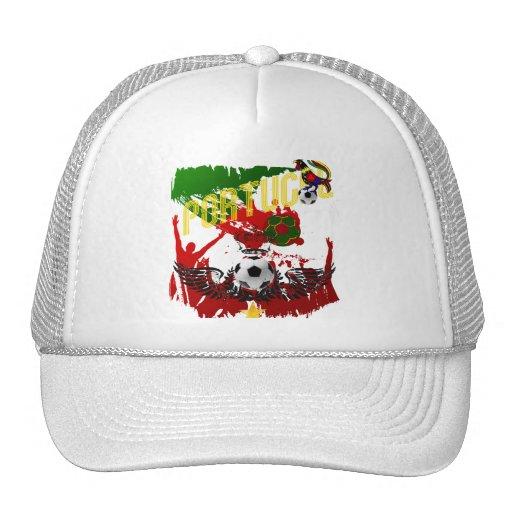 "Arte E Futebol Português - ""Portugal Allez"" Trucker Hats"