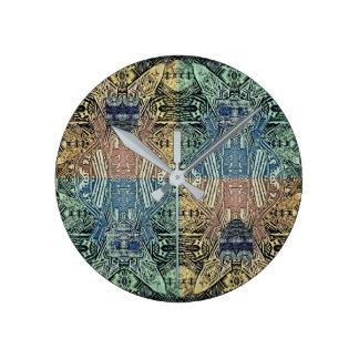 artefacts clock test 1