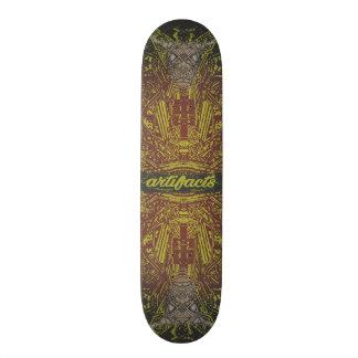artefacts - deck deity concept 2 20 cm skateboard deck